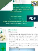 FINAL PROTOCOL of cobination drugs