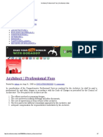 Architect _ Professional Fees _ Architecture Ideas.pdf