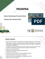 caso clinico 2 pediatria
