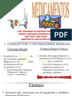 FARMACOLOGIA UNCP 2017