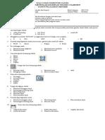 SOAL  UJIAN SEMESTER  C3 01 perencanaan bisnis konstruksi dan properti .doc