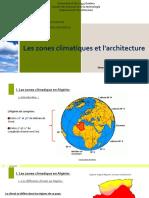 Les zones climatiques et l'architecture.pdf