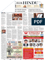 The Hindu Delhi 05 August 2020