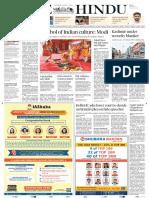 The Hindu Delhi 06 August 2020