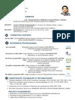 CV AFIF MERIEM-
