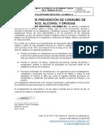 POLÍTICA DE PREVENCIÓN DE CONSUMO DE TABACO-ALCOHOL Y DROGAS