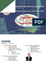 Sesion 1.1 Algoritmo y pseudocodigo