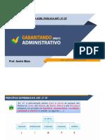 LIVE #21 - PRINCIPÍOS DA ADM. PÚBLICA ART. 37 CF.pdf