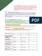 AFTES RECOMMENDATION LIST.docx