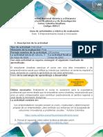 Guía de actividades y rúbrica de evaluación Reto 5 Autonomia Unadista.pdf