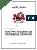 ESTUDIO PREVIO MEDICINA DEL DOLOR PROCESO MINIMA DMBUG 2020 JUNIO