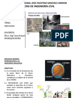 1ra.  Introduccion Geologia