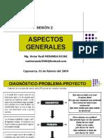 SESION 2-ASPECTOS GENERALES