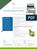 Datasheet - FluidScan Library