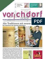 Vorchdorfer Tipp 2011-01