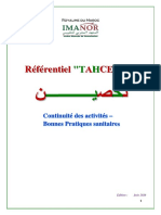 Label TAHCEINE_Referentiel