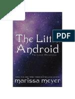 El pequeno androide - Marissa Meyer