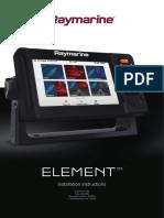 Element HV & Element S Display Installation Instructions 87360-4-En