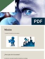 Expocision Mision, Vision, Filosofia, tipos de estrategias