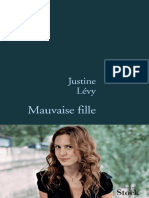 Justine Levy Mauvaise Fille