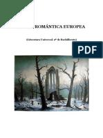 Lírica Romántica EuropeaW