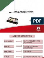 4. Activos Corrientes