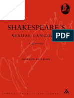 A Glossary of Shakespeare's Sexual Language.pdf