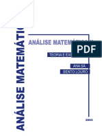 Analise M II
