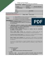 MODELO ACTA PPROYECTO Y EQUIPOS  junio 2020