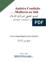 A Verdadeira Condição das Mulheres no Islã