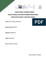Parametros serializados - Jorge Avilés