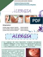 TEMA 5- ALERGIA