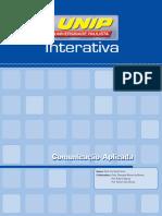 comunicação Unip interativa