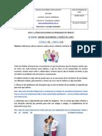 GUÍA 3 COMO SOLUCIONAR LOS PROBLEMAS EN FAMILIA