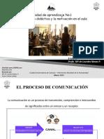 PRESENTACION LA COMUNICACION