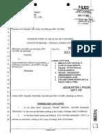 Narconon Lawsuit