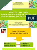 Modelos y fact. obstaculizadores para la protección de derechos a nivel local