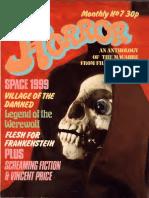 World Of Horror 007 (1972)
