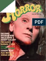 World Of Horror 009 (1972)