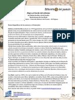 Mayo Al Borde Del Abismo-Guía de Actividades