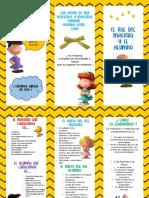 triptico cómo es el docente y el alumno.pdf