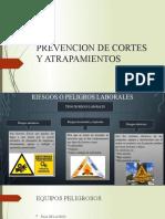 PREVENCION DE CORTES Y ATRAPAMIENTOS.pptx