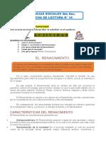 FICHA  DE LECTURA N° 14   EL RENACIMIENTO.docx