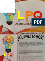 AGENCIA PUBLICITARIA LPQ