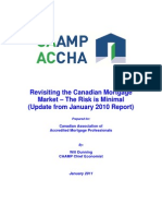 Revisiting Canadian Mortgage Market