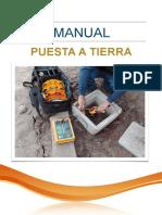 MANUAL POZO A TIERRA