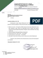 Surat Keputusan Kepala Madrasah Kbm Mas Al Ahrom Karangsari