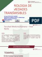 Enfermedades Transmisibles y no transmisibles