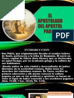 CARACTERISTICAS DEL APOSTOLADO DE PABLO Jose