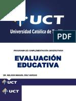 DIAPOSITIVAS DE EVALUACIÓN EDUCATIVA MÓDULO II.pptx